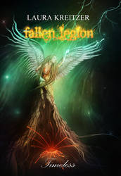 Fallen Legion book cover by Virus69
