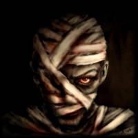 The Mummy by yojomo