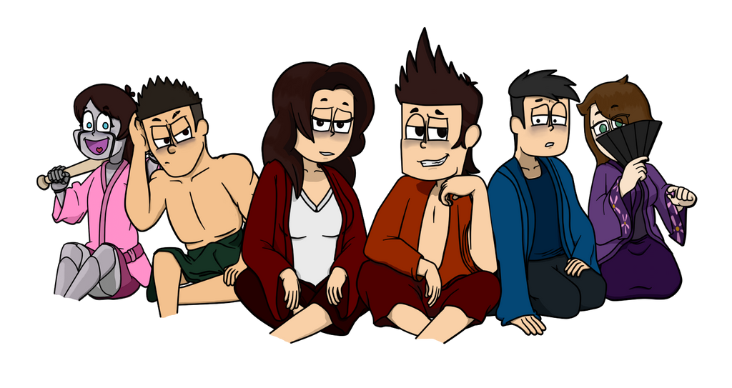 Jules- Only One Big Family by Jules1114