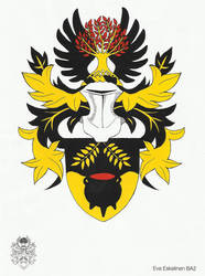 Coat of Arms by evelmiina