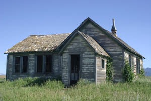 Old House Stock-8 by Gebo-Stock
