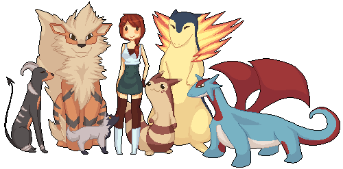 Pokemon Team ID by tiriii