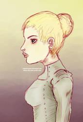 Divergent: Beatrice by xxdarkraynexx