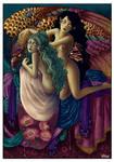 The Phoenix's Concubines by aeryael