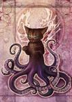 (old version) Octopus Kitty by aeryael