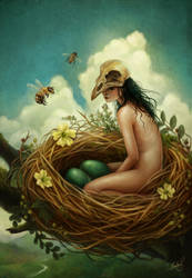 The Nest by aeryael