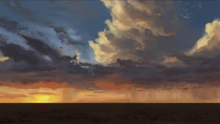 Clouds 1 by pankajnegi