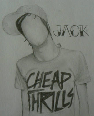 Jack Barakat :D by sax-playin-squid