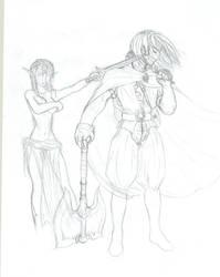 outro desenho sem cor... by Roku-san