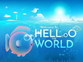 The Hell-O World by canesta