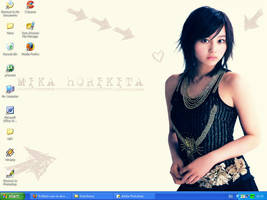 maki horikita wallpaper by Tk-Black-Lace