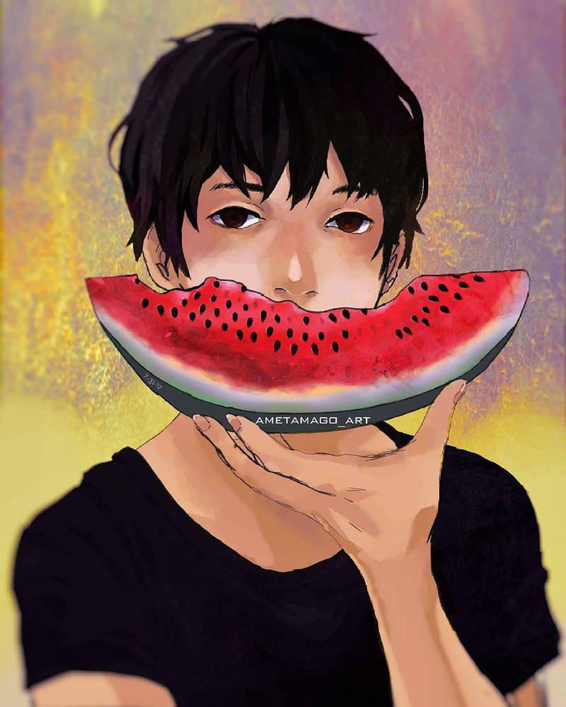 melon by ametamago