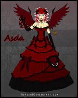 Arhkis - OC Ref - Asda by Norieh