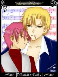 Sweet Melodies by chikyu