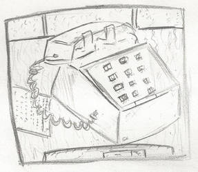 Telephone by DavidProch