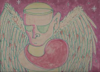 Angels on Acid by DavidProch