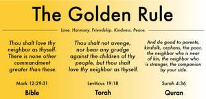 The Golden Rule by Nahmala
