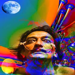 Dream of Salvidor Dali by IcarusIamArt