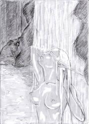 Aqua by DancingDreams