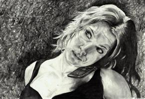 Natasha Romanoff by Iza-nagi