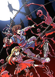 Rondo of Blood by Anaugi