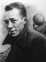 Albert Camus by sixzero225