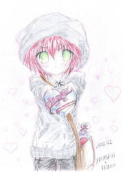 Heartful Valentine's Day by yasanii