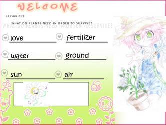 BLA Assignment - Gardening by yasanii