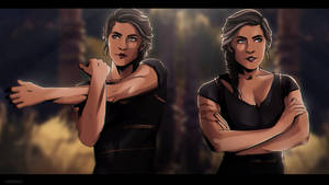 [Assassin's Creed Odyssey] Kephallonia by xXMarilliaXx