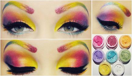 Rainbow by Honey-Lemonade