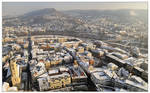 Winter City 1 by hquer