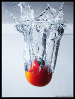 Fluid Dynamics - Tomato by hquer