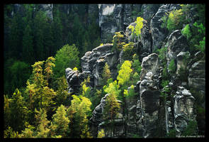 Rock Formations by hquer