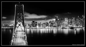 San Francisco by hquer