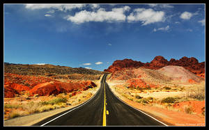 Valley of Fire by hquer