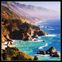 Pacific Coast by hquer