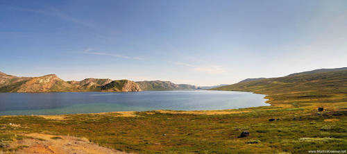Greenland - Arctic Circle Trail III by hquer