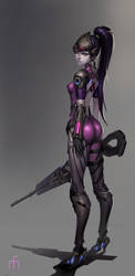 Widowmaker by Midfinger