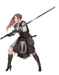 Highlander by Midfinger