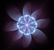 Energy Flower by ZzFOXzZ