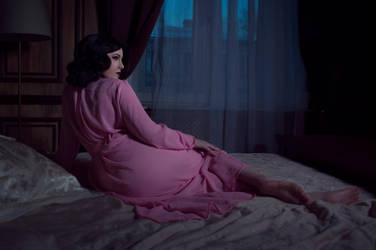 Teaser lingerie photoshoot by ZyunkaMukhina