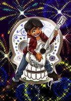 Miguel el Guapito by rowell-cruz