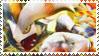 White Kyurem Stamp by FireFlea-San
