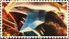 White Kyurem Stamp II by FireFlea-San