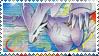 Reshiram Stamp by FireFlea-San