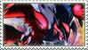 Yveltal Stamp by FireFlea-San
