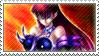 Cyber Harpie Lady Stamp by FireFlea-San