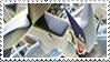 Lugia EX Stamp by FireFlea-San