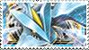 Kyurem EX Stamp by FireFlea-San