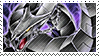 Cyber Dragon Stamp by FireFlea-San